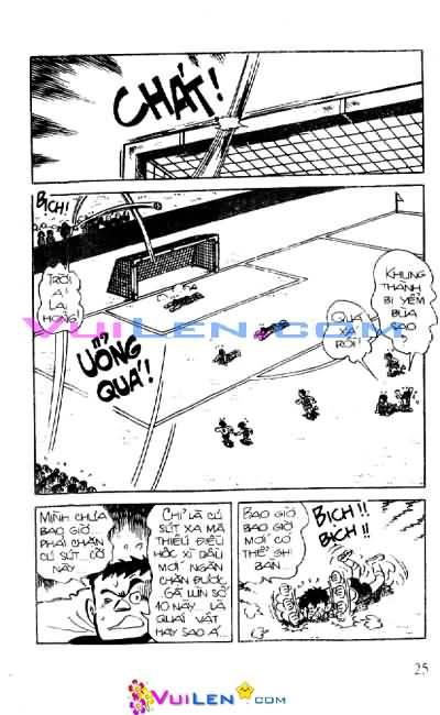 Jindodinho - Đường Dẫn Đến Khung Thành III  Tập 5 page 25 Congtruyen24h