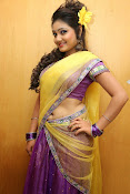 Priyanka half saree photos-thumbnail-16