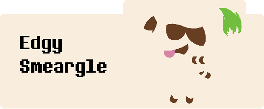 Edgy Smeargle