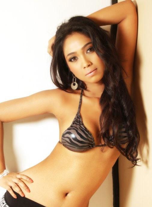 Indian Sexy Bikini Models