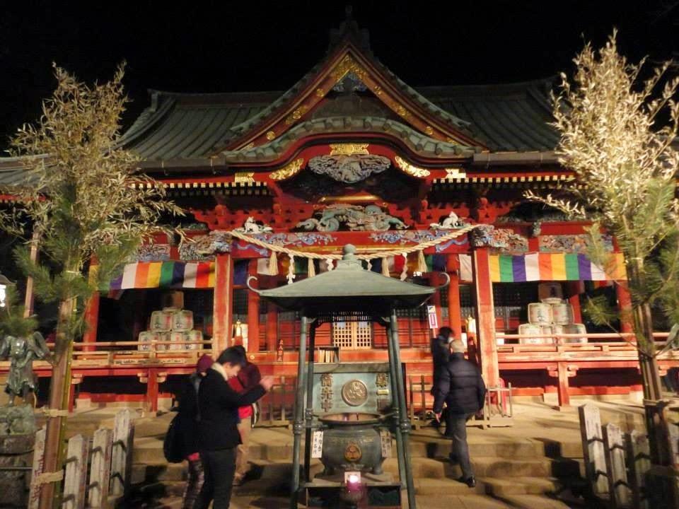 Shrine at Mt. Takao