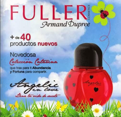 catalogo fuller cosmetics campaña 22 2014