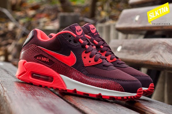 Air Max Snakeskin Bordeaux