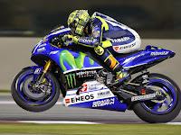 Hasil MotoGP Qatar 2015 Valentino Rossi Juara