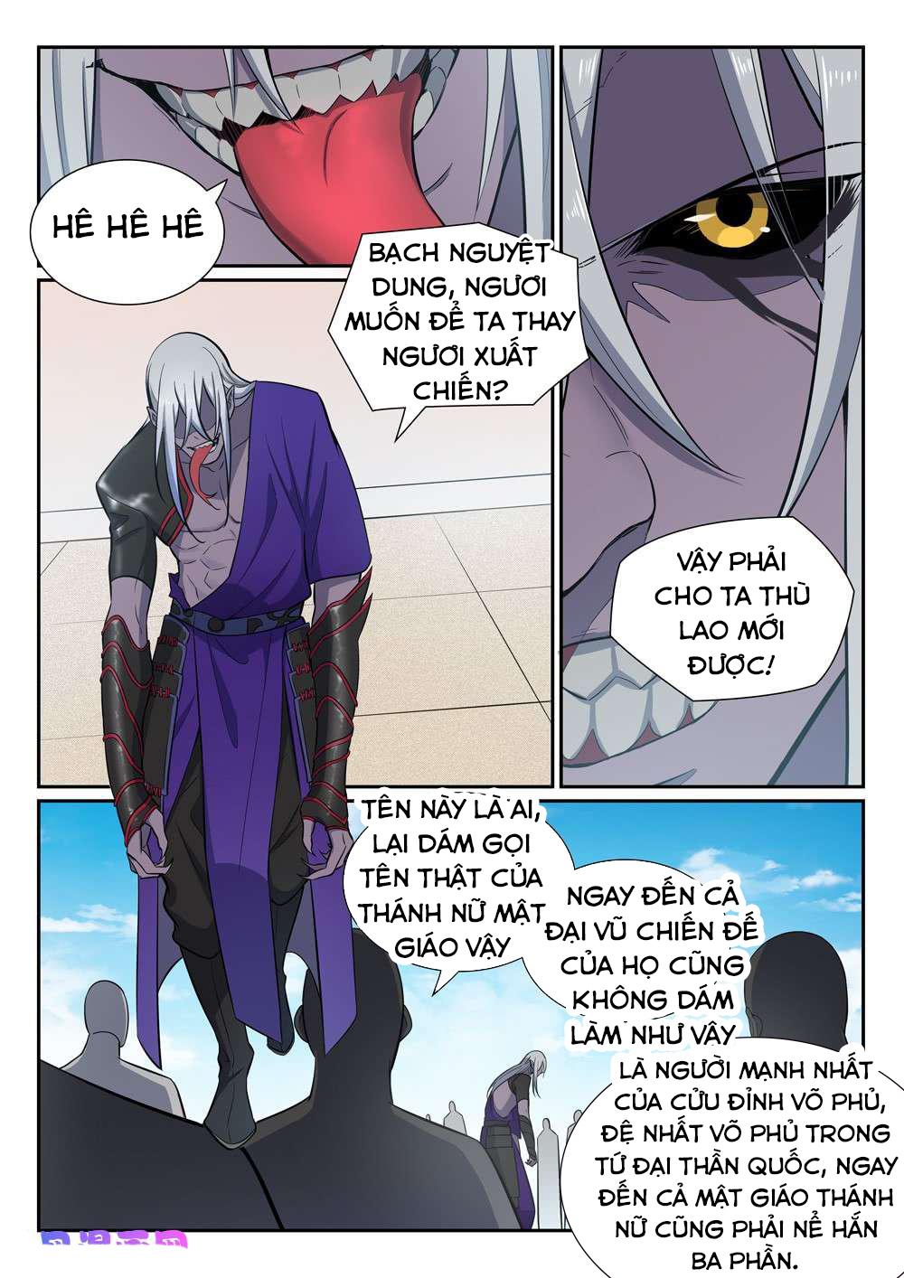 Bách Luyện Thành Thần chap 383 - Trang 9