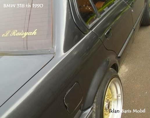 Dijual - BMW 318 M40 tahun 1990, Iklan baris mobil