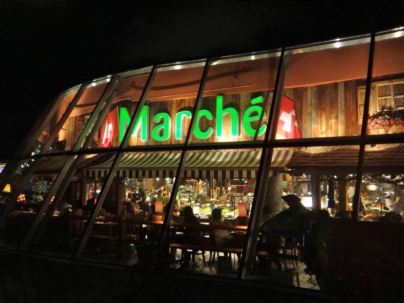 Marche Vivo City | Nice Restaurants in Singapore | Where ...