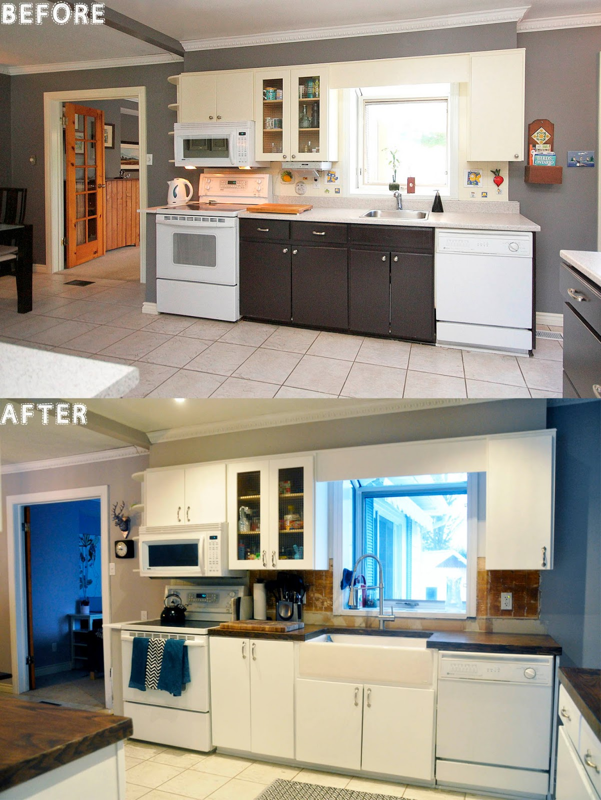 gallery of how to refinish painted kitchen cabinets