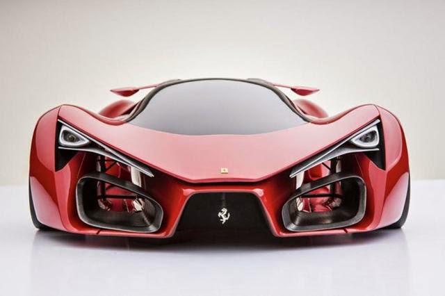 Super Car Ferrari F80