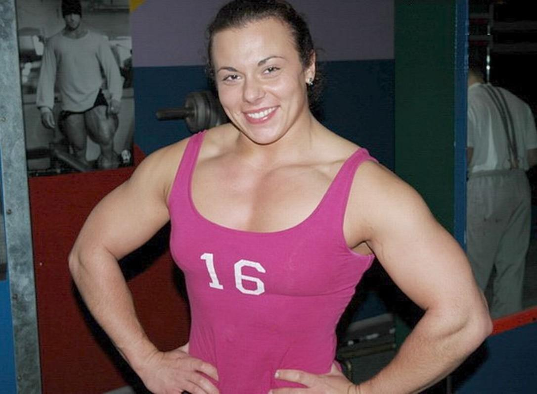 The gallery for --> Aneta Florczyk Biceps
