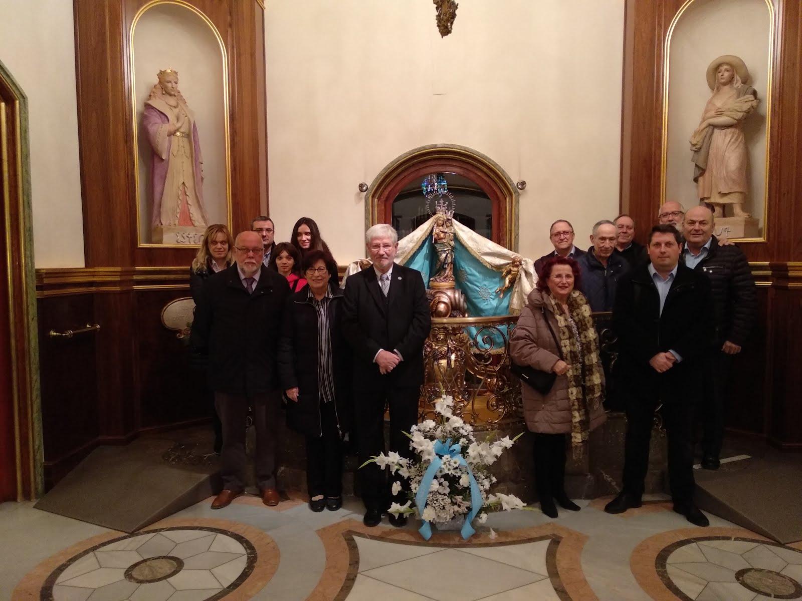 Pia Germandat de St. Isidre i Santa Llúcia