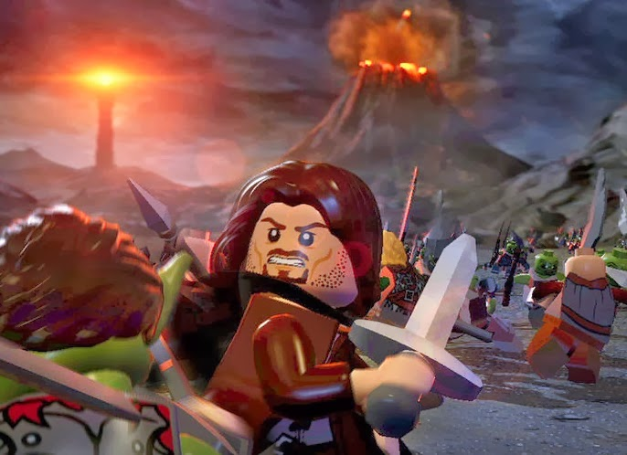 Review: Lego: The Lord Of The Rings (iPad) - Digitally Downloaded