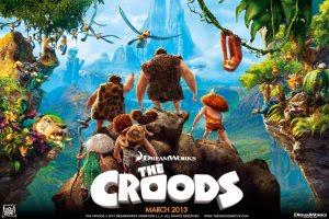Οι Κρουντς The Croods Παραγωγή: 2013 ΜΕΤΑΓΛΩΤΙΣΜΕΝΟ
