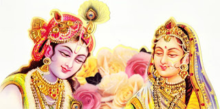Divine Bliss of Radha Krishn by Swami Nikhilanand