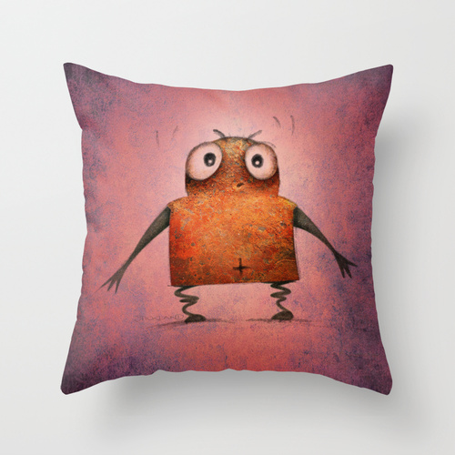 strangestore, undroid, paul stickland, stangestore pillows,