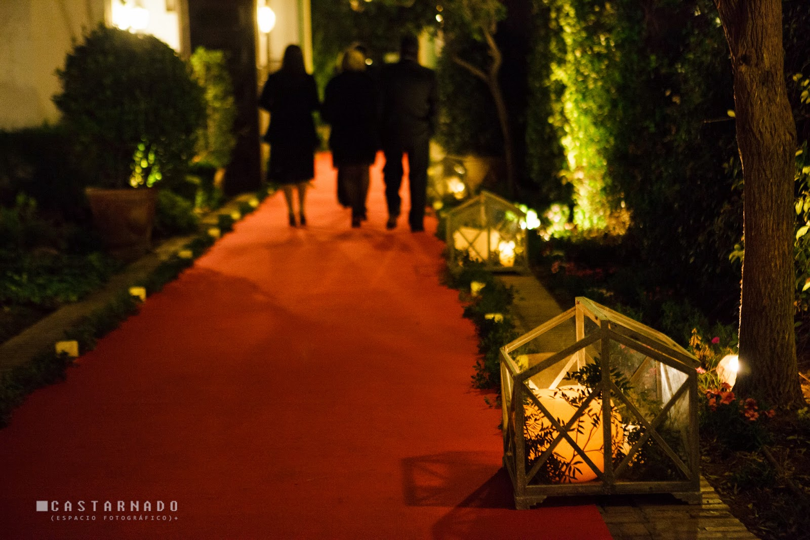 Decoración entrada bodas Valencia