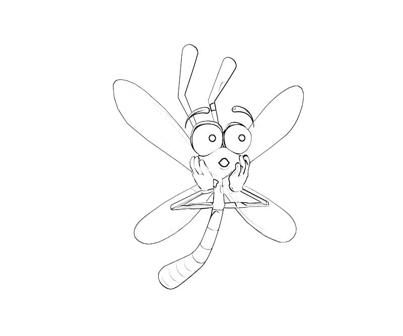 printable-sparx-the-dragonfly-cute-coloring-pages