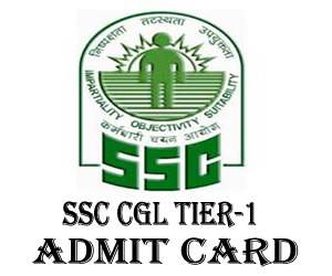 SSC NER/Guwahati Combined Graduate Level (CGL) TIER-1 Examination 2014 Admit Card Download Link