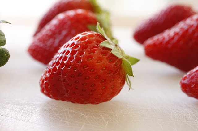 בראוניז עם תותים