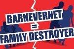 Barnevernetul atacă din nou - de data aceasta o familie americană inocentă