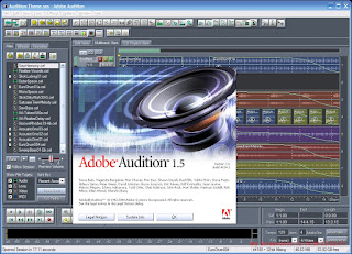 Adobe Audition 1.5 Portable full - maria utilidades varias