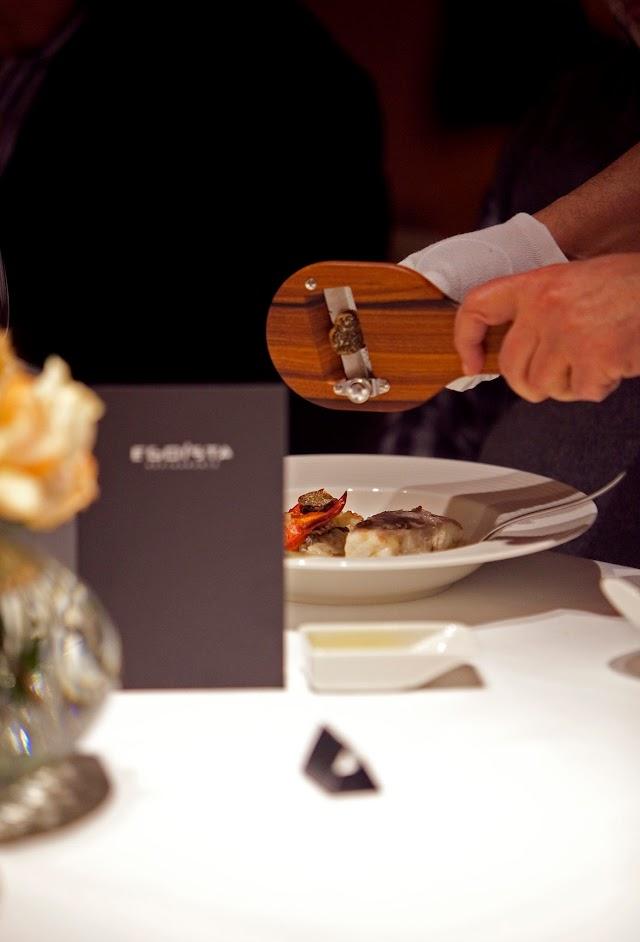 Divulgação: Trufas à mesa do chefe Hermínio Costa - reservarecomendada.blogspot.pt