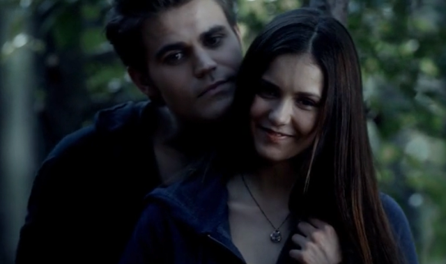 vampire diaries does elena hook up with damon Facebook/ the vampire diaries elena and damon say their elena told damon to live his life because when she wakes up, they will be together does this mean that.