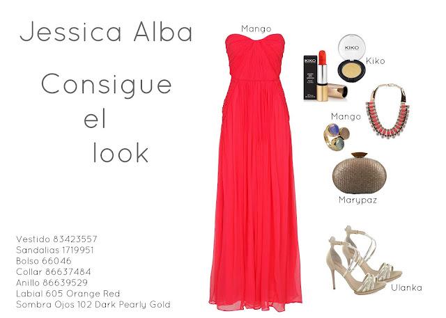 Look Jessica Alba