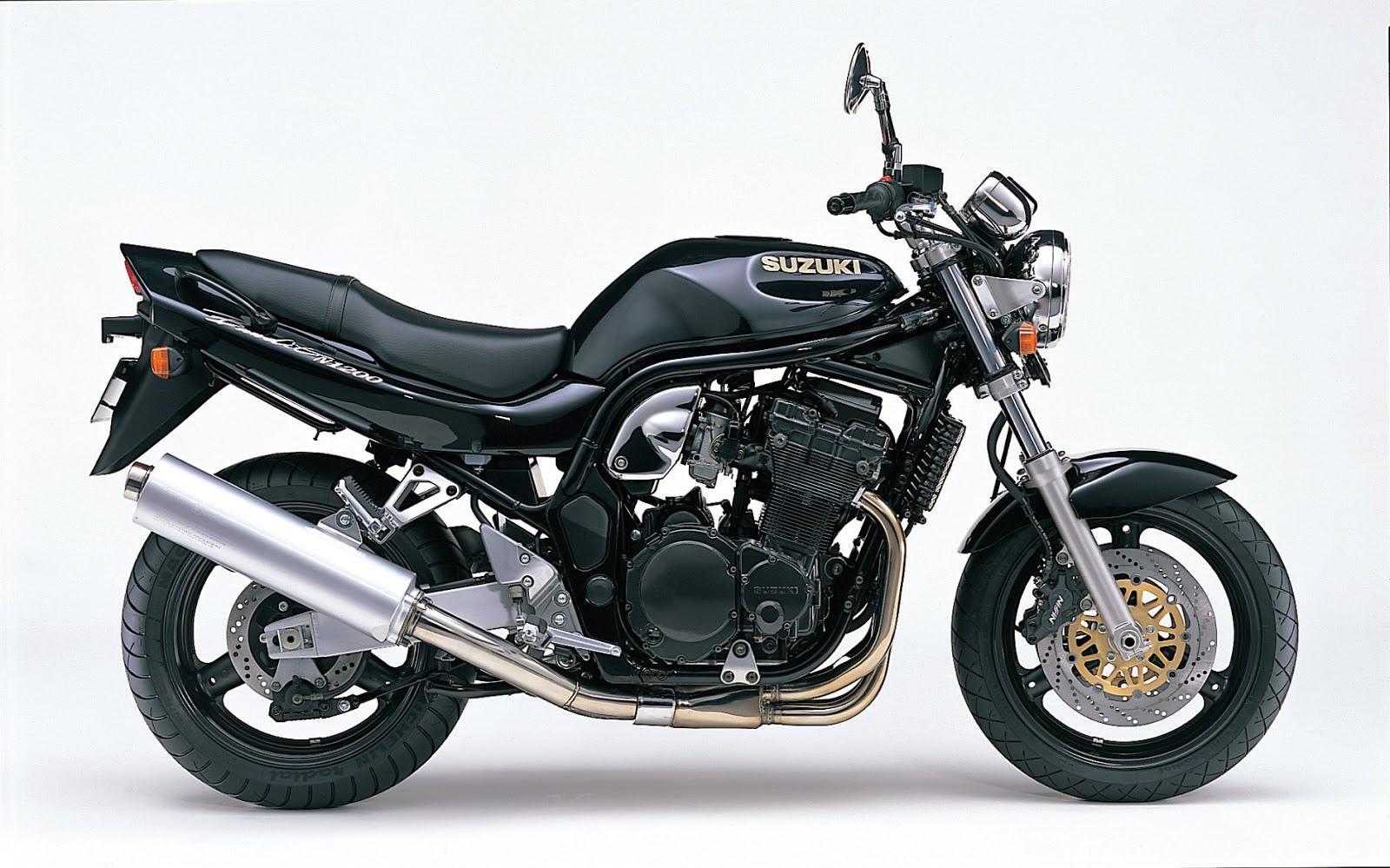 Suzuki Bandit Streetfighter Kit