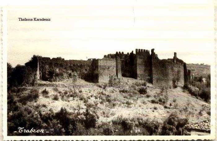 Κάστρα της Τραπεζούντας