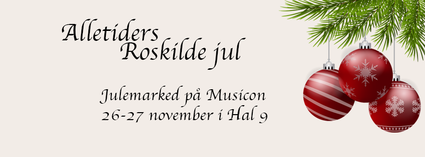 Jeg deltager i Alletiders Roskilde Jul