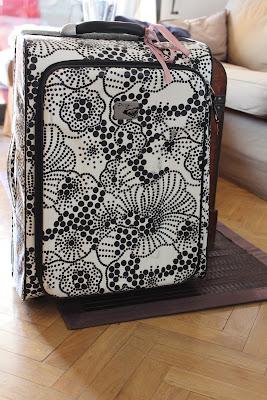 maleta de ROXY