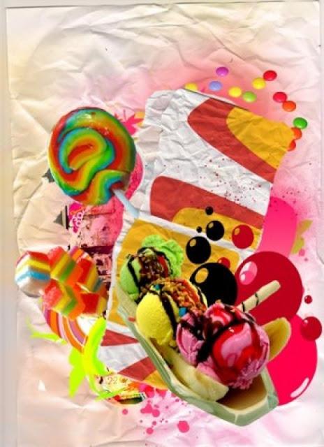 Fotografias de caramelos