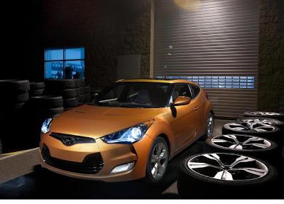 Fotos do Hyundai Veloster