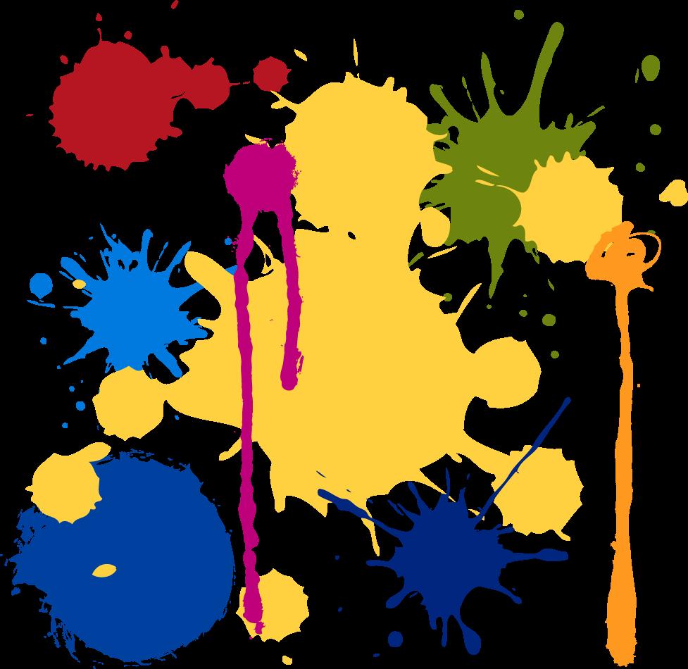L 39 atelier de ludivine devient l 39 atelier d 39 eux - Peinture carre couleur ...
