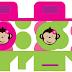 Monkeys: Free Printable Lunch Box.