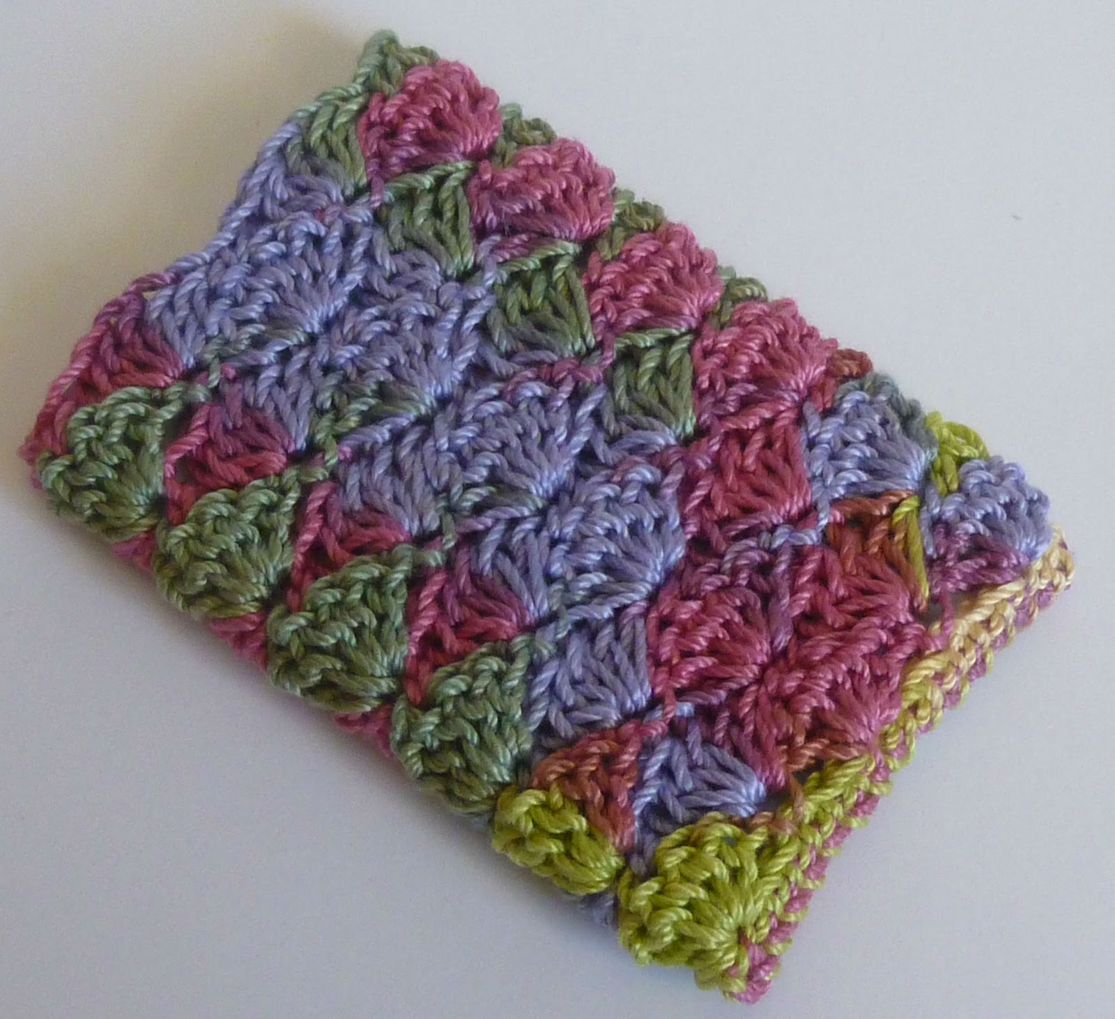 Crocheting Business : This has left me with a ridiculous quantity of business card holders ...
