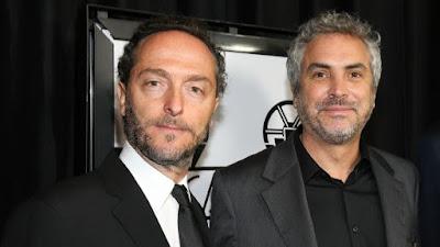 Alfonso Cuarón y Emmanuel Lubezki