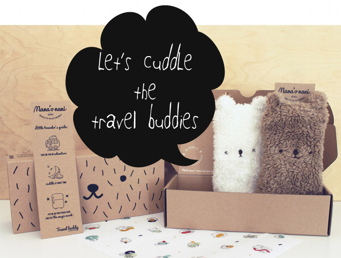 travel buddies soft toys