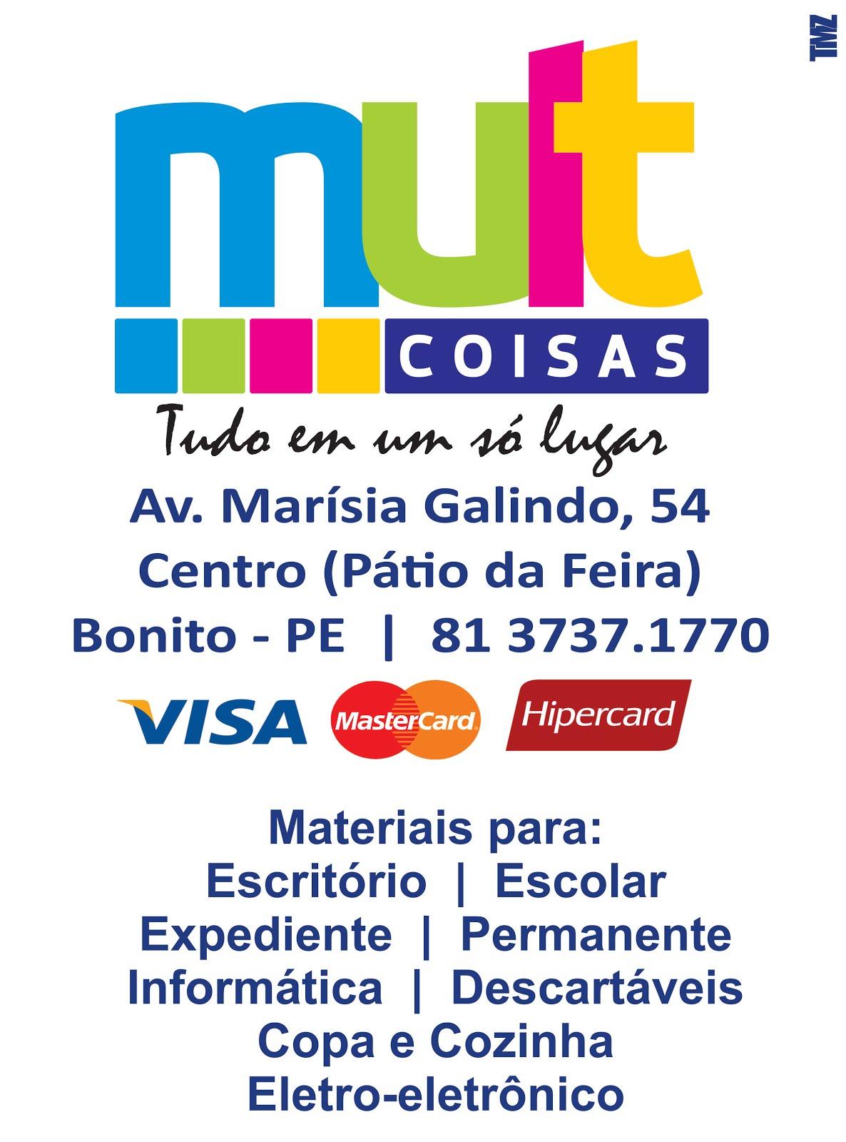 Publicidade - MultCoisas