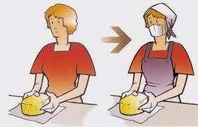 Proyecto institucional for Normas de higiene personal en la cocina