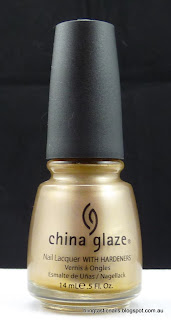 China Glaze Passion