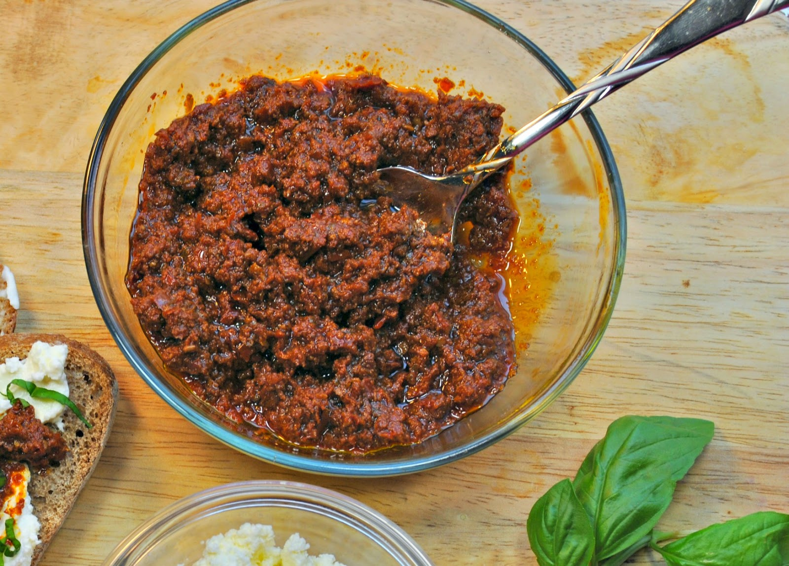 Sun-dried Tomato Pesto Recipe