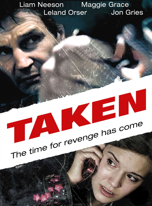 taken movie review Wow - i had already read reviews of this movie, and with the writer being one of my favourite directors, luc besson, i just had to go see this movie as soon as.