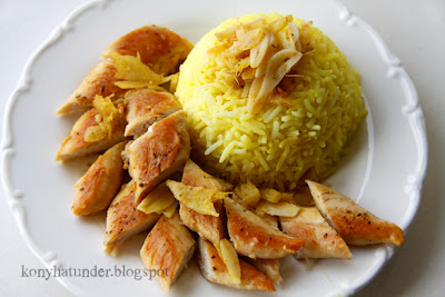 gingered_chicken_with_yellow_rice