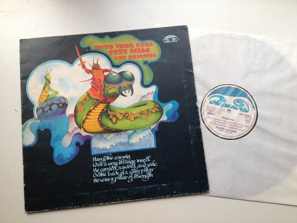 Vinyl Stockholm Pete Dello And Friends Into Your Ears Uk