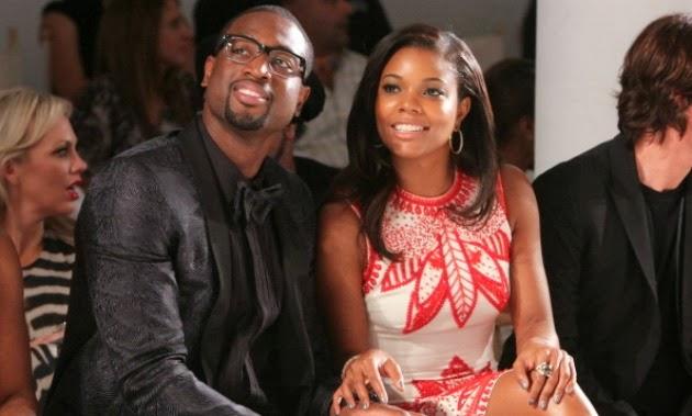 Gabrielle Union and Dwayne