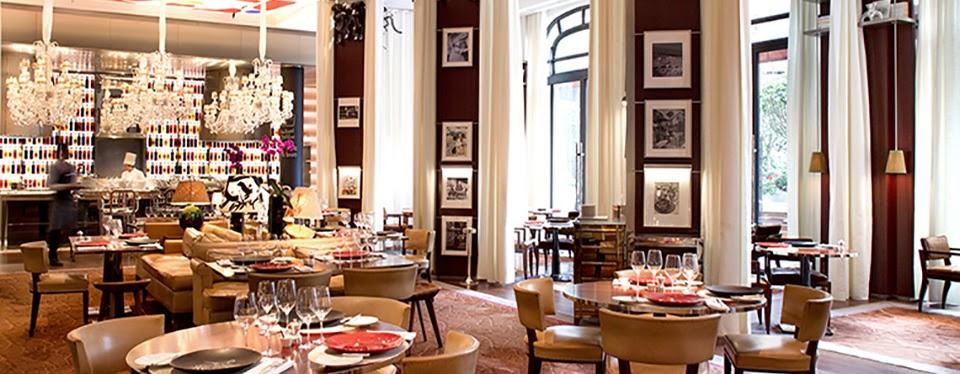 Serendipitylands hotel le royal monceau paris francia france - La cuisine hotel royal monceau ...