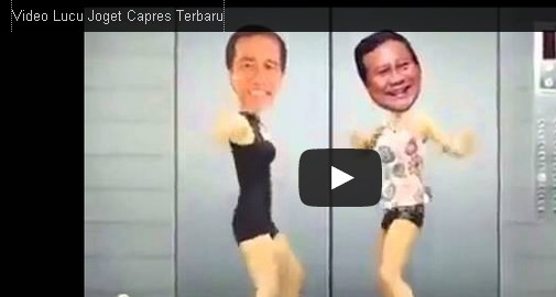 Screenshot 1 Video Joget Capres yang Bikin Heboh Internet