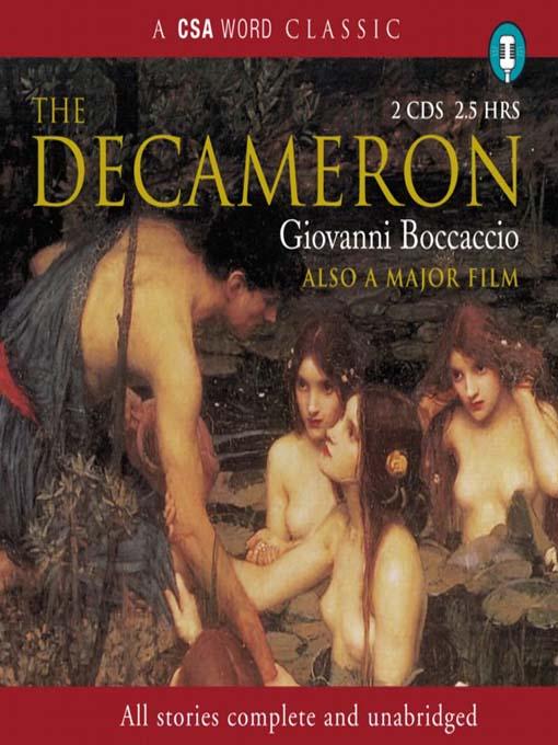 Декамерон порно фильм смотреть